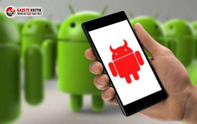 Android Kullanıcıları Dikkat! Bu Virüs Silinmiyor