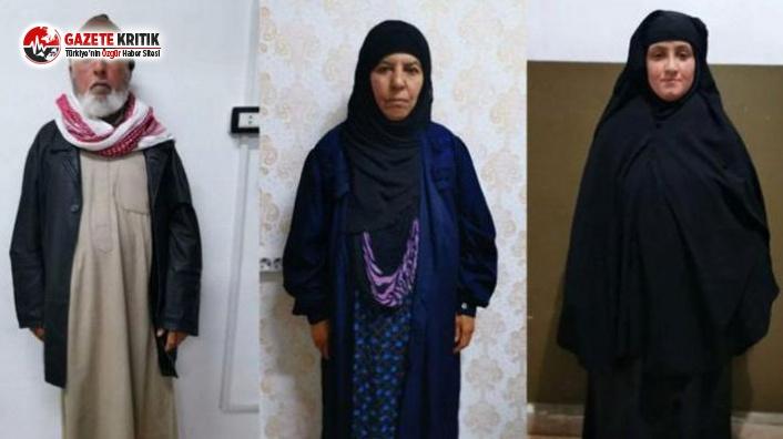 Bağdadi'nin Ablası Yakalandı