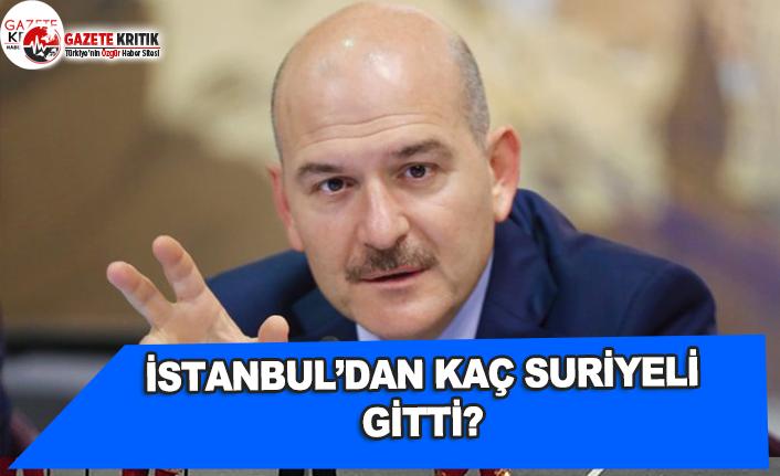 Bakan Soylu Türkiye'deki Yabancı Sayısını Açıkladı