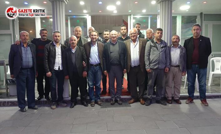 CHP'li Çakırözer:Demokrasinin nasıl işlediğini mahallelerimizden Türkiye'ye gösteriyoruz