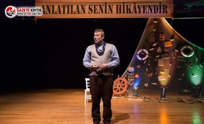 CHP'Lİ BAYRALTUTAN'DAN LEVENT ÜZÜMCÜ YASAĞINA TEPKİ:  O OYUN SAHNELENECEK!