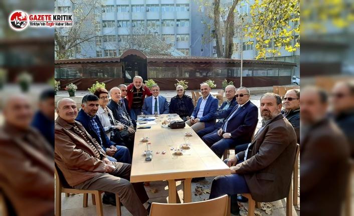 DSP Genel Başkan Adayı Alpay'ın Yurt Gezileri