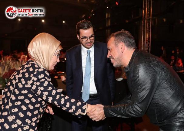 Emine Erdoğan Haluk Levent'in Yardımına Yetişti!