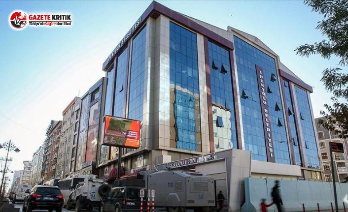 HDP'li Bir Belediyeye Daha Kayyım!