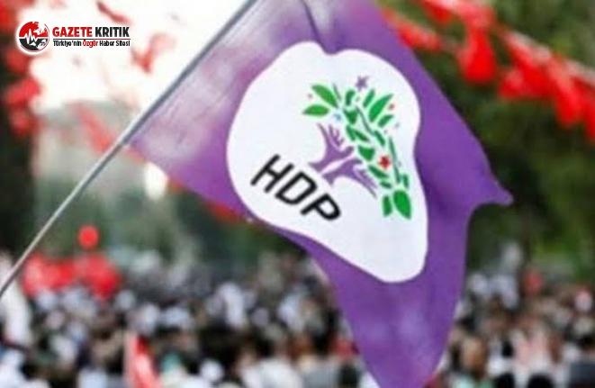HDP'de 10 Kişi Daha Tutuklandı!