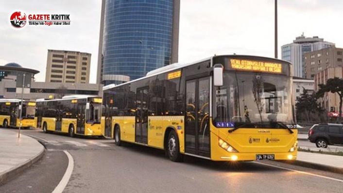 İstanbul'a 250 Milyon Lirayla 180 Yeni Otobüs Alınacak