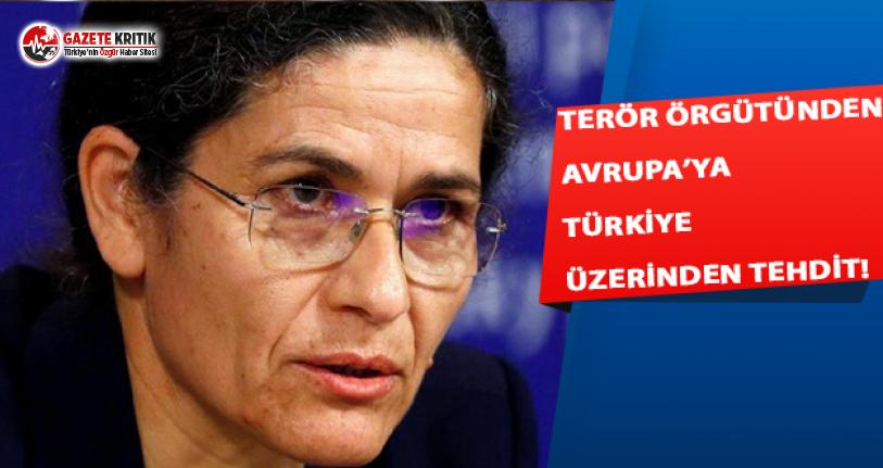 Terör Örgütünden Avrupa'ya Türkiye Üzerinden Tehdit