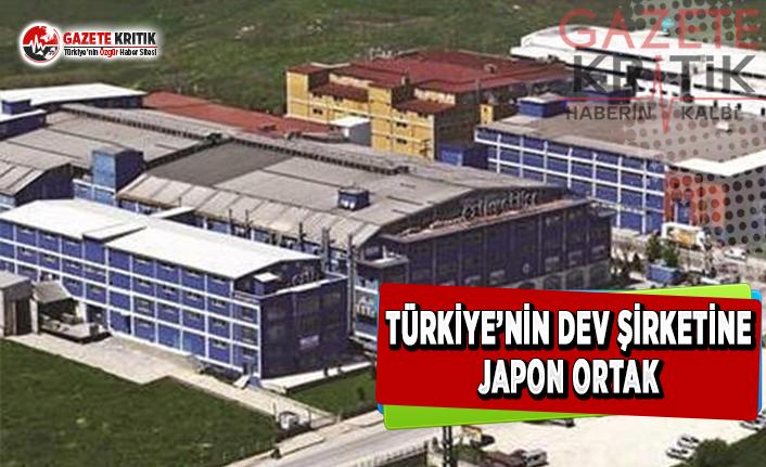 Türkiye'nin Dev Şirketine Japon Ortak