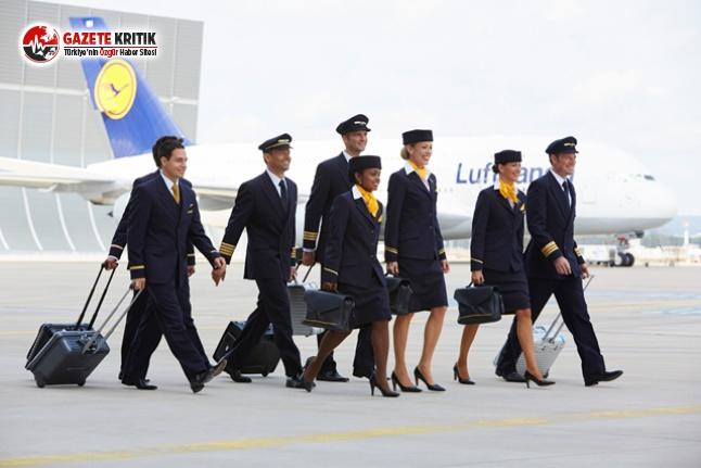 Ünlü havayolu firmasının kabin personeli 2 günlük greve gidiyor!
