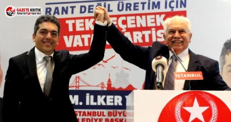 Vatan Partili Aydınlık Genel Yayın yönetmeni: Vatan Partisi Milliyetçi ve Muhafazakar bir partidir