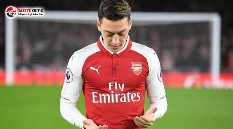 Af Örgütü'nden Mesut Özil'e Destek