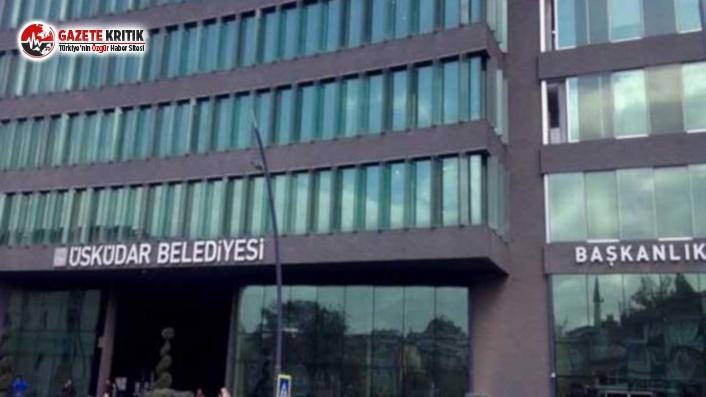 AKP ve MHP'liler Üsküdar Belediyesi'ndeki Yolsuzluğun Araştırılmasını Reddetti