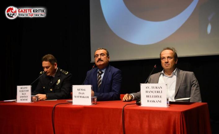 Avcılar'da Huzur Toplantısı Yapıldı