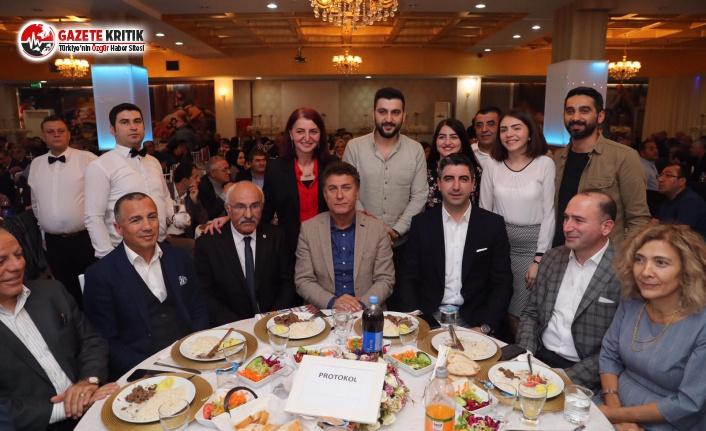 Başkan Gökhan Yüksel, Erzincan Refahiye Dernekler Federasyonu'nun Gecesine Katıldı
