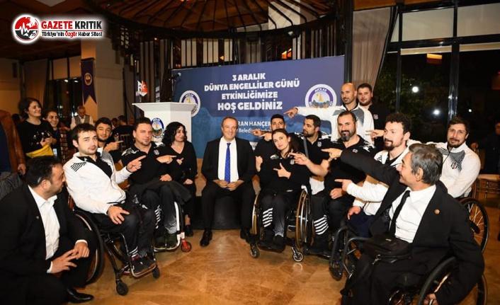 Başkan Hançerli Engelli Bireyler ve Aileleri ile Buluştu
