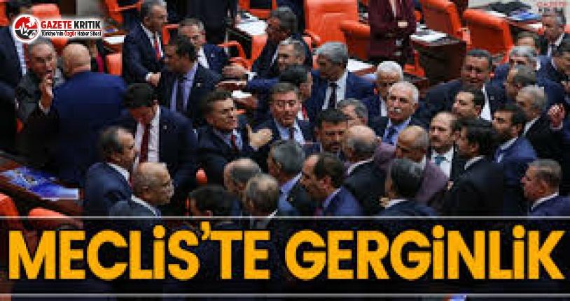 Bütçe Görüşmelerinde Meclis Yine Karıştı
