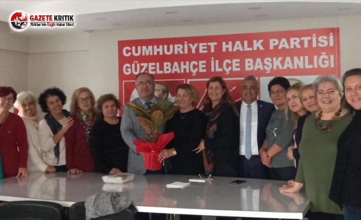 CHP Güzelbahçe Göreve Başladı