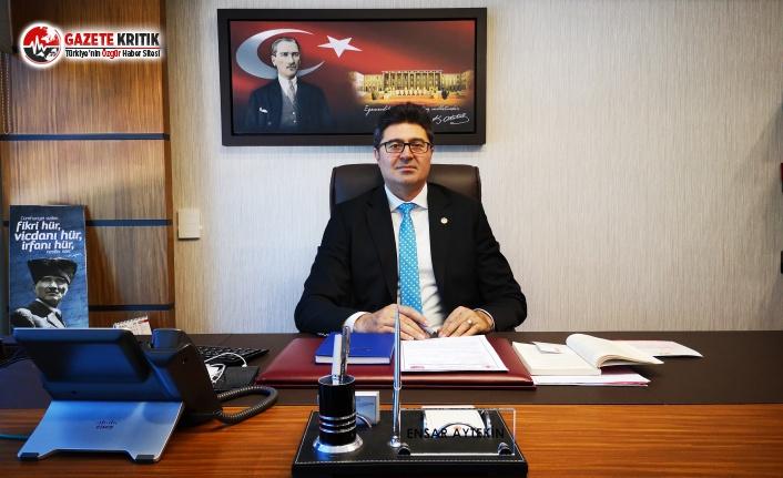 CHP'li Aytekin, Engellilerin Beklediği Yasa Teklifini Meclise Sundu