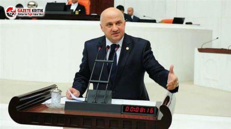 CHP'li Bayraktutan, ABD Temsilciler Meclisi Yaptırım Kararını Sordu