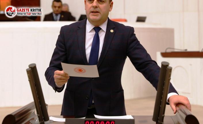CHP'li Gündoğdu'dan Bakan Kurum'a: Kırklareli'ni Sorduk Ağrı'yı Anlattı