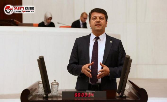 CHP'li Tutdere Gölbaşı İlçesindeki Demiryolunda Yapılmayan Alt Geçidi Sordu