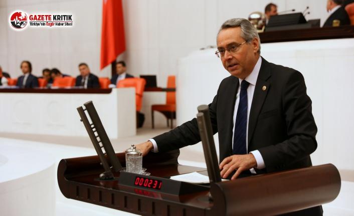 CHP'li Zeybek: Yöre Halkının Arazileri Korunmalı