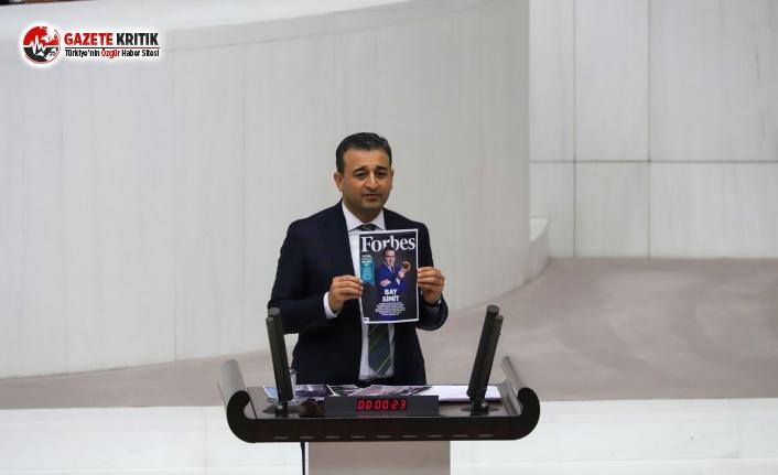 CHP'li Bulut: Müteahhitler intihar ediyor, İktidar Bay Simit'i ve Ağaoğlu'nu destekliyor