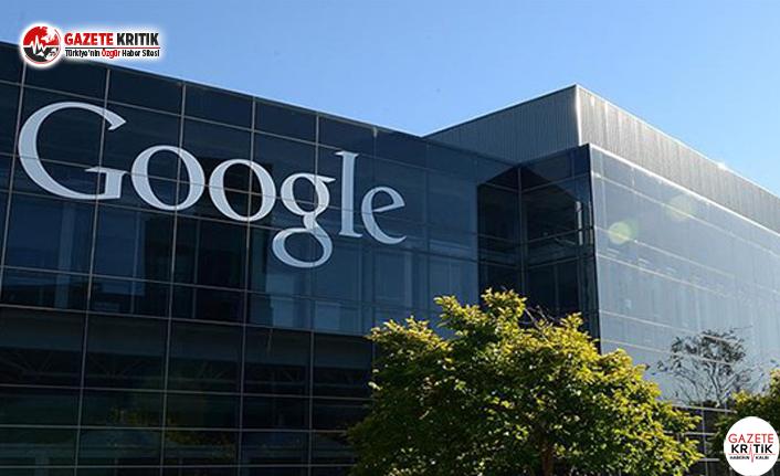 Google Türkiye Hakkında Flaş İddia