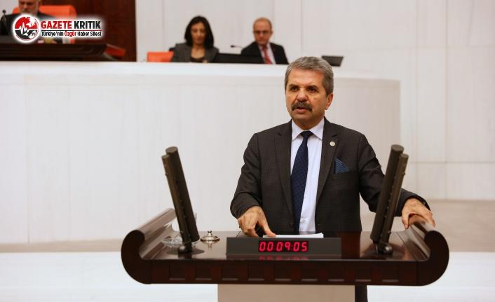 İYİ Parti'li Bahşi, Türkiye'de Yargının, Hukukun ve Adaletin İçinde Bulunduğu Durumu Konuştu