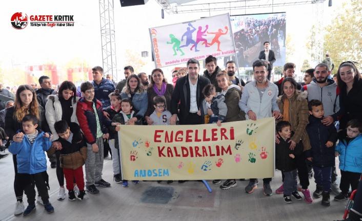 Kartal Belediyesi Engelsiz Yaşam Festivali, Binlerce Kişinin Katılımıyla Gerçekleşti