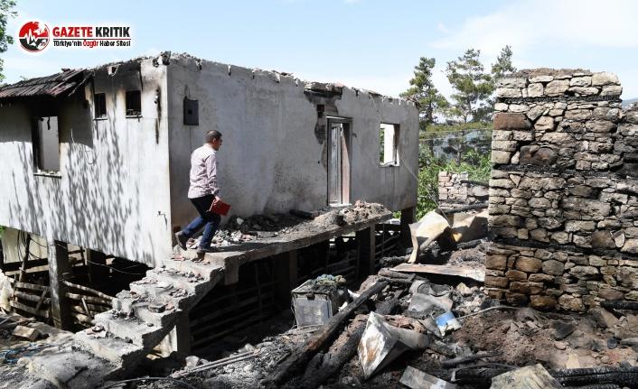 Konyaaltı Belediyesi Yaraları Sarıyor
