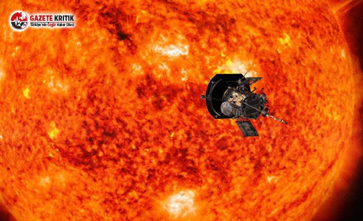 NASA Güneş'e Çok Yaklaştı