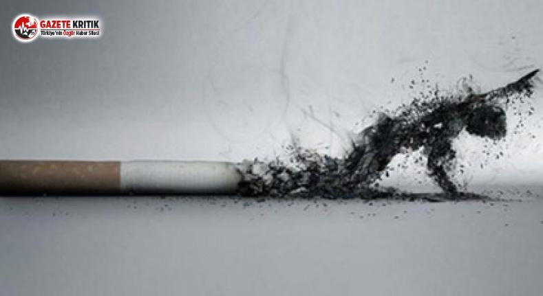 """Sigaraya Başlama Yaşı 11'lere Kadar İndi"""