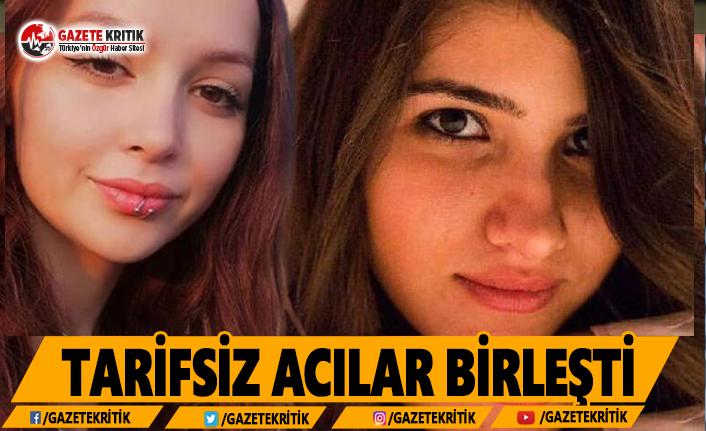 Tarifsiz Acılar Birleşti: Özgecan'ın Ailesi Ceren'in Ailesini Ziyaret Etti