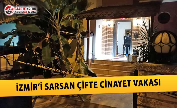 Torbalı'yı Sarsan Çifte Cinayet Vakası!