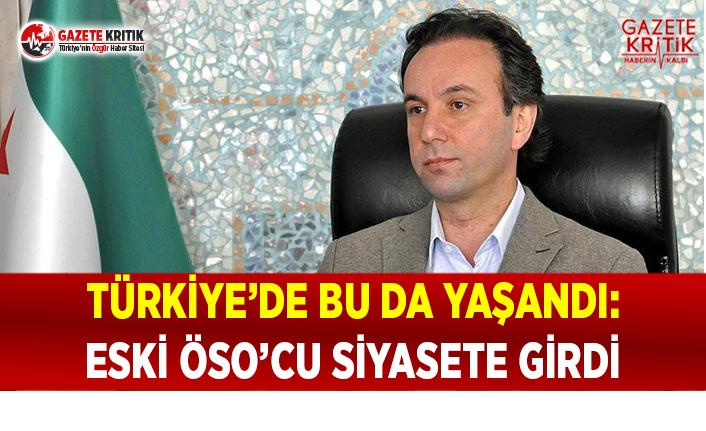 Türkiye'de Bu Da Oldu: Eski ÖSO'lu Siyasete Girdi
