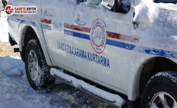 Uludağ'da İki Dağcı Kayboldu