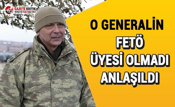 4 yıl FETÖ'den cezaevinde kalan General için beraat kararı:FETÖ üyesi değil