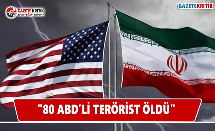 """""""80 ABD'li terörist öldü"""""""