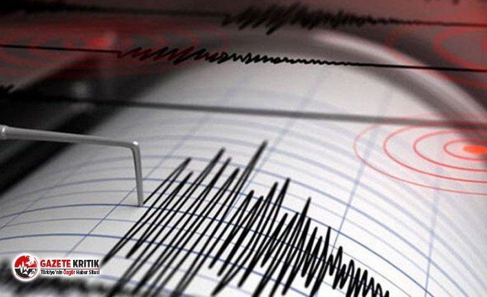 Ankara'da 3.9 büyüklüğünde deprem