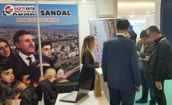 Bayraklı'nın projeleri Ankara'da tanıtıldı