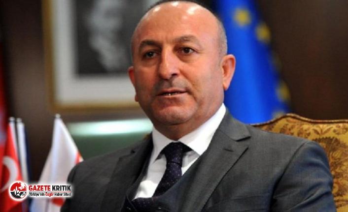 Çavuşoğlu: AB içinde, Rusya'ya karşı yaptırımlara uymayan ülkelerin olması iyi