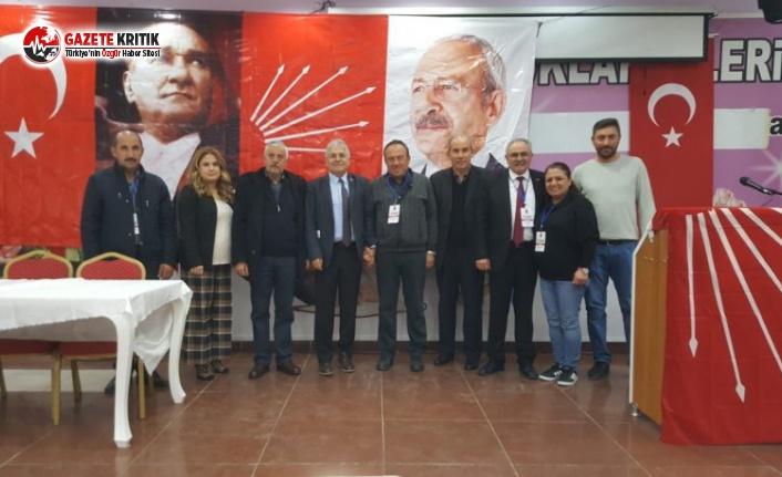 CHP Ayaş İlçe Başkanı Seçildi