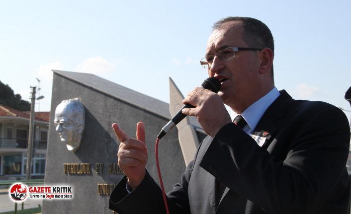 CHP İzmir Milletvekili Atila Sertel:Uğur Mumcu bugün daha iyi anlaşılıyor
