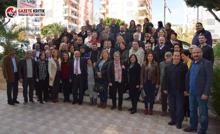 CHP'Lİ KUMBUL'DAN BİRLİK BERABERLİK MESAJI