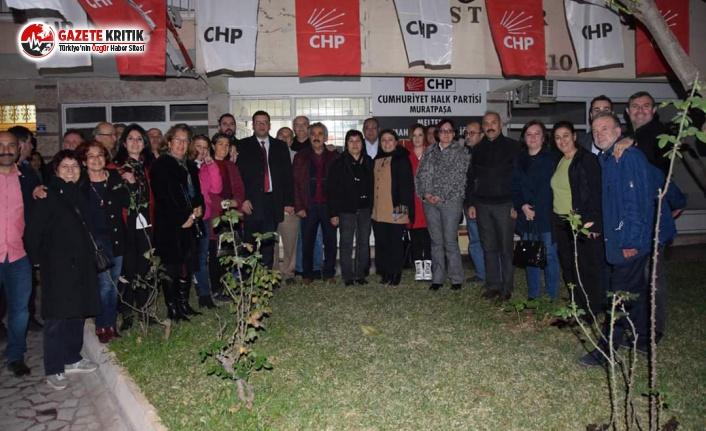 CHP'Lİ KUMBUL'DAN MAHALLE TEMSİLCİLİKLERİNE ZİYARET