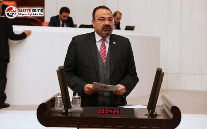 CHP'li Yılmazkaya: Savunma Sanayinin Kritik Noktalarını Cemaat ve Tarikatlar Ele Geçirdi