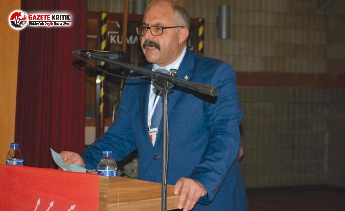 CHP'li Balyeli'den çok sert açıklama