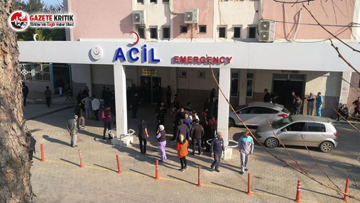 Devlet hastanesinde patlama: Yaralılar var