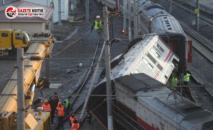 Doğu Ekspresi Treninde Kaza